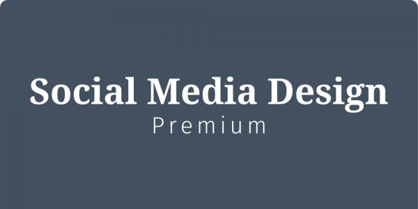 Social Media Design - Premium