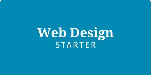 Web Design - Starter